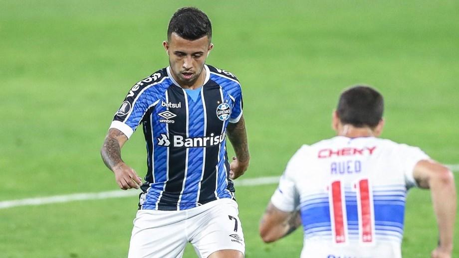 Grémio-Palmeiras: anfitriões com cinco baixas para o encontro