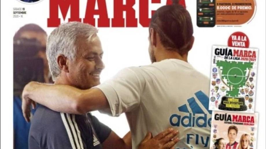 Espanha agradece a Mourinho negócio de Bale enquanto Trincão é destaque no projeto Koeman