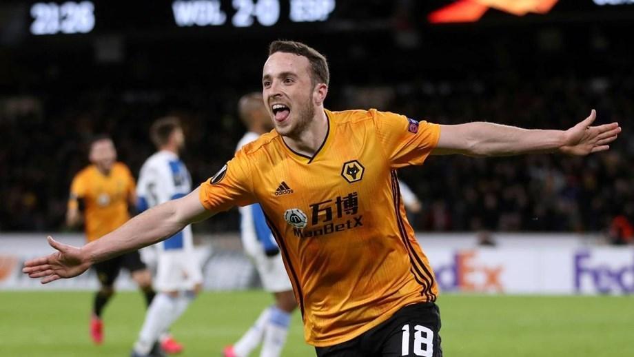 Diogo Jota de saída do do Wolverhampton por 50 milhões e mais um português a caminho