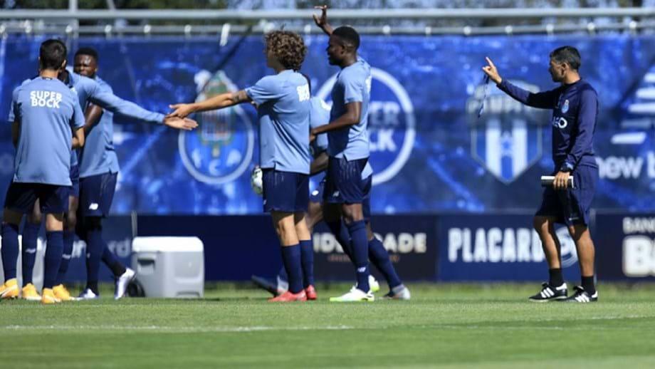 Sérgio Conceição: «Sei coisas sobre os jogadores que eles não sabem que eu sei»