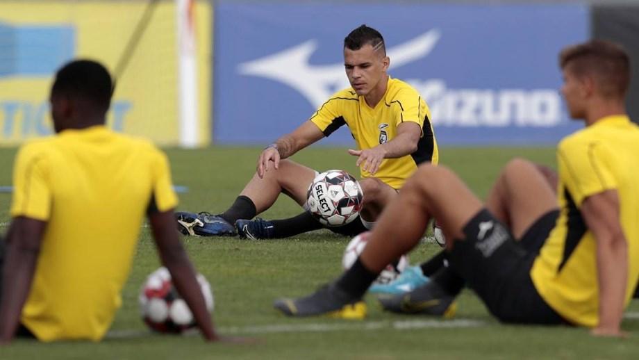 Welinton Júnior quer voltar a marcar ao Paços de Ferreira
