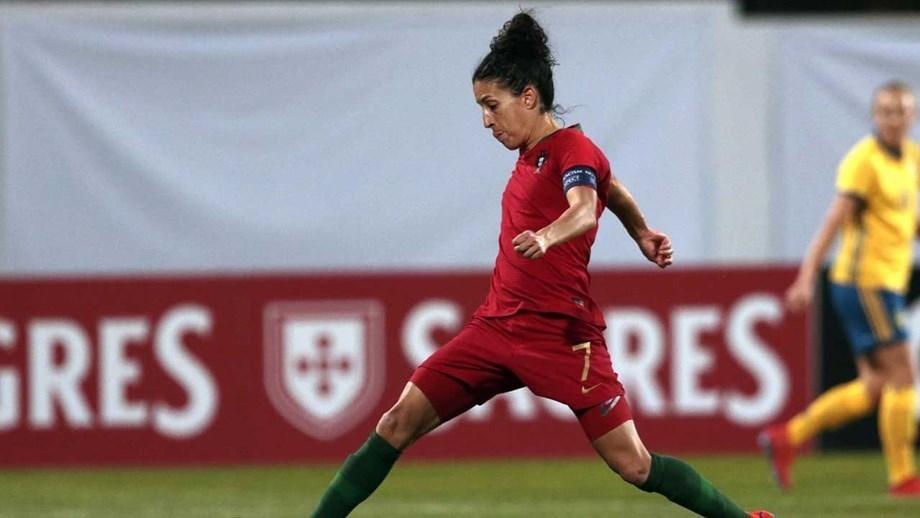 Cláudia Neto dispensada da seleção devido a lesão