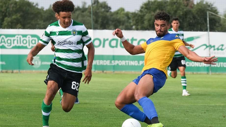 Sporting derrotado pelo Estoril na 2.ª jornada da Liga Revelação