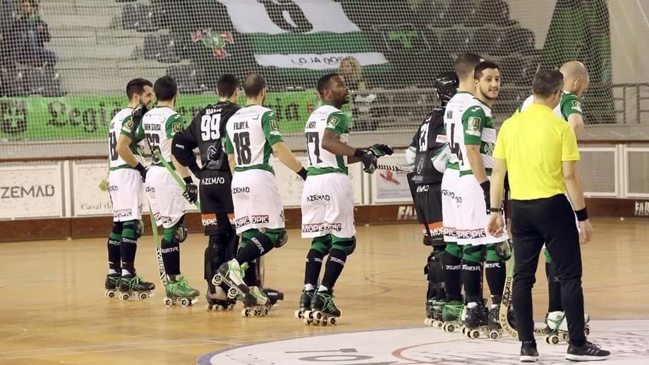 Termina a liguilha: Sp. Tomar, HC Tigres e Famalicense estão na 1ª Divisão