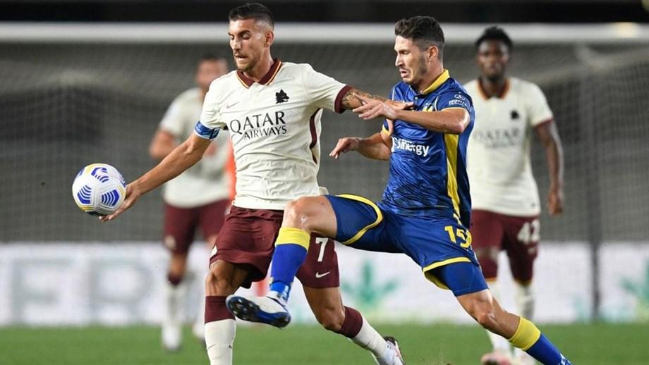 Roma, de Paulo Fonseca, inicia Serie A com nulo em Verona