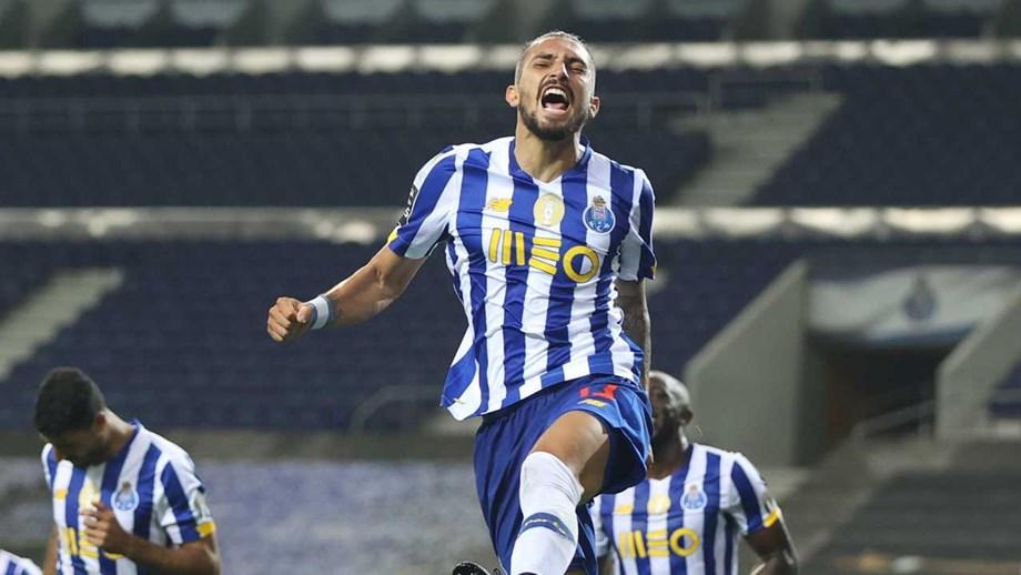 Reviravolta do FC Porto a abrir com Alex Telles em todas