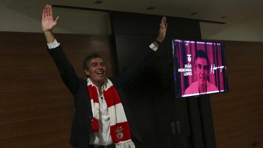 Noronha Lopes: «Waldschmidt não veio o ano passado porque não havia eleições»