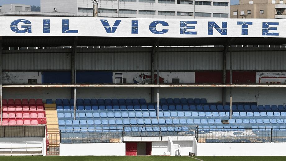 Gil Vicente ainda à espera de poder treinar