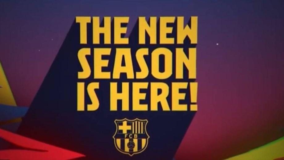 Barcelona apresenta plantel e há quem diga que fica claro os três futebolistas que não contam