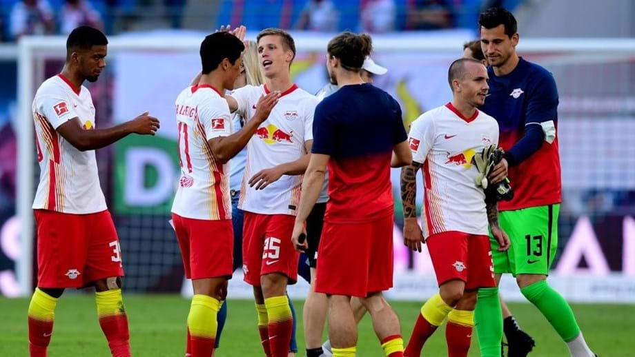 Leipzig arranca Bundesliga com vitória sobre o Mainz