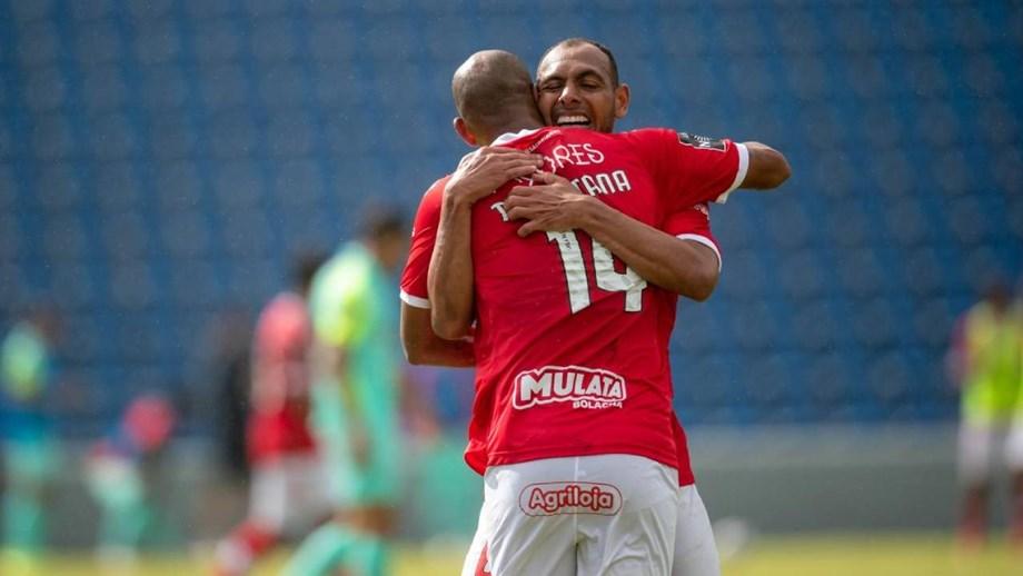 A crónica do Santa Clara-Marítimo, 2-0: vento soprou a favor de Thiago