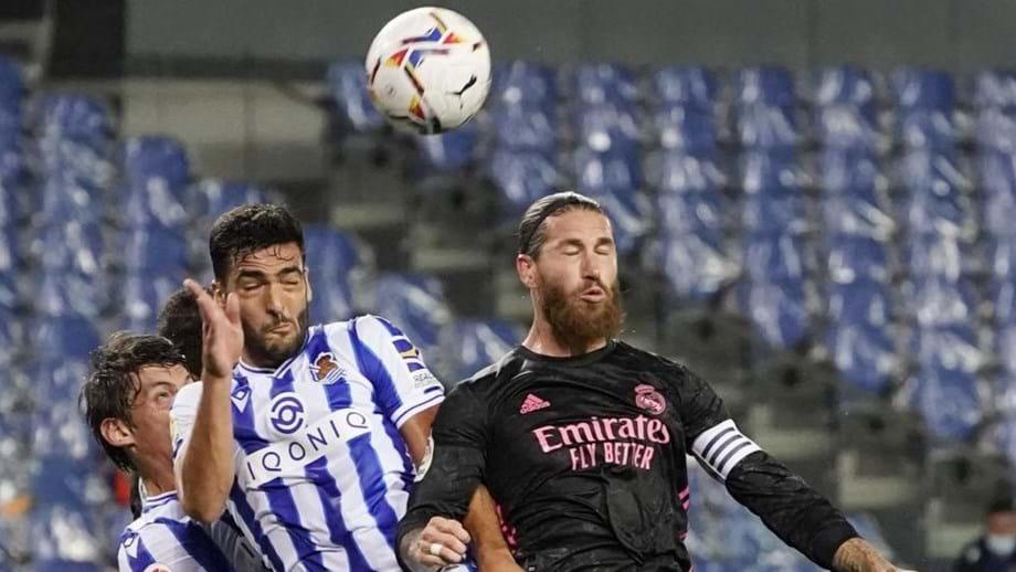 Real Madrid inicia defesa do título com empate sem golos