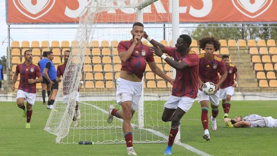 Os resultados da 1.ª jornada do Campeonato de Portugal: três equipas não compareceram
