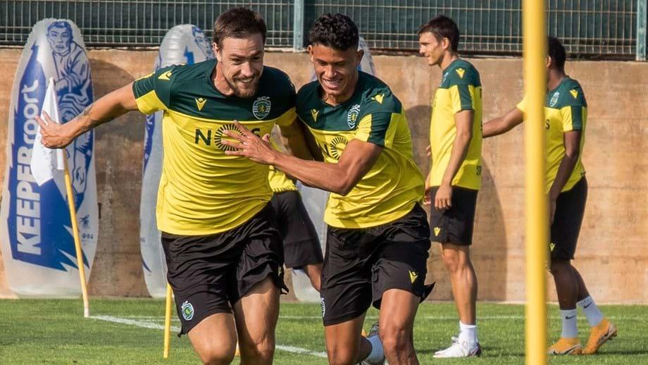 Sporting vê Europa mais perto: grupo isolado no Algarve testa negativo à Covid-19
