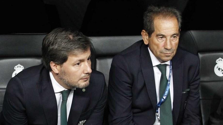 Supremo confirma multas a Bruno de Carvalho e Otávio Machado