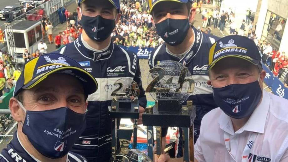 Filipe Albuquerque aponta mira a mais triunfos após vencer 24 Horas de Le Mans