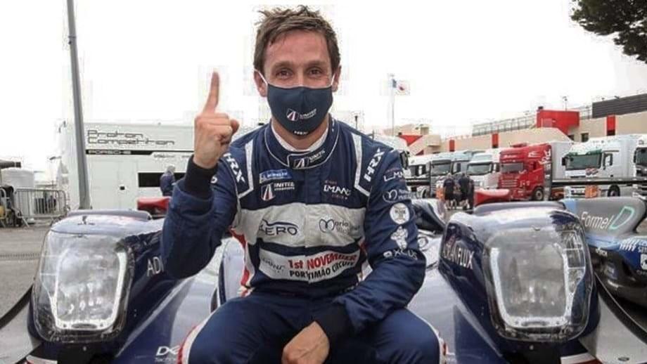 Presidente da República felicita Filipe Albuquerque pela vitória nas 24 Horas de Le Mans