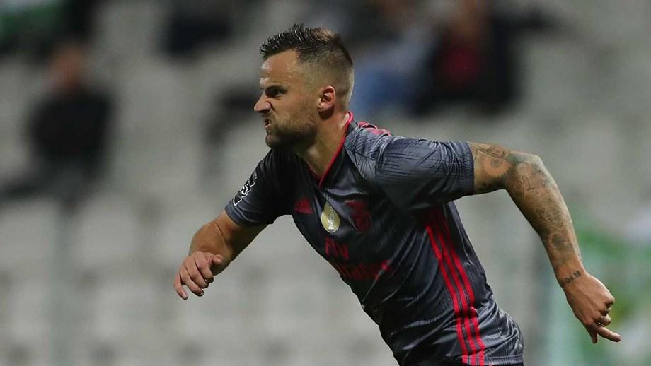 Seferovic na lista de José Mourinho