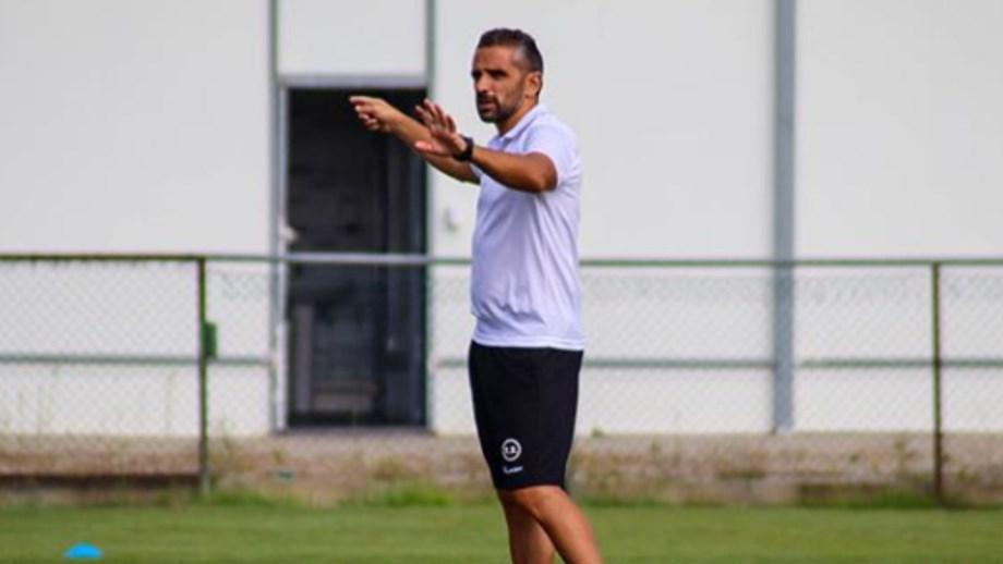Rui Borges: «Entrar sempre para ganhar»
