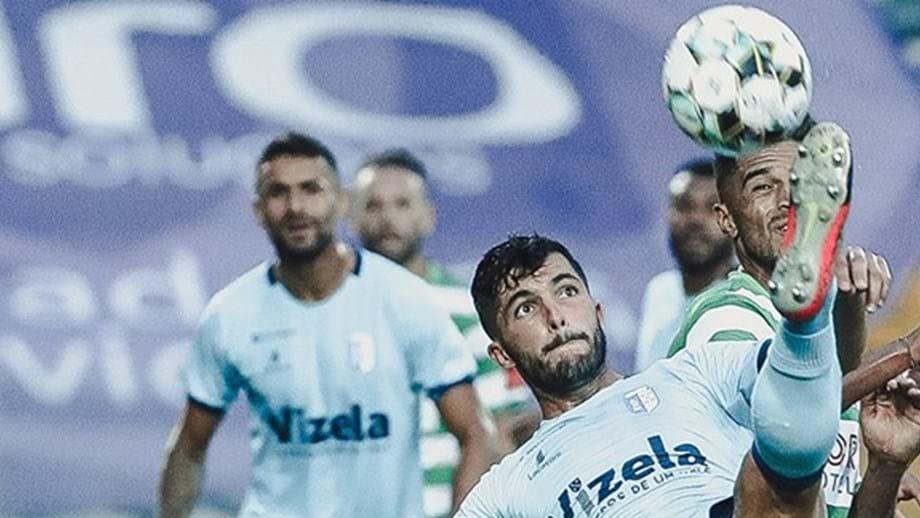 Vizela-Sp. Covilhã, 2-1: 'remontada' na segunda parte vale triunfo minhoto
