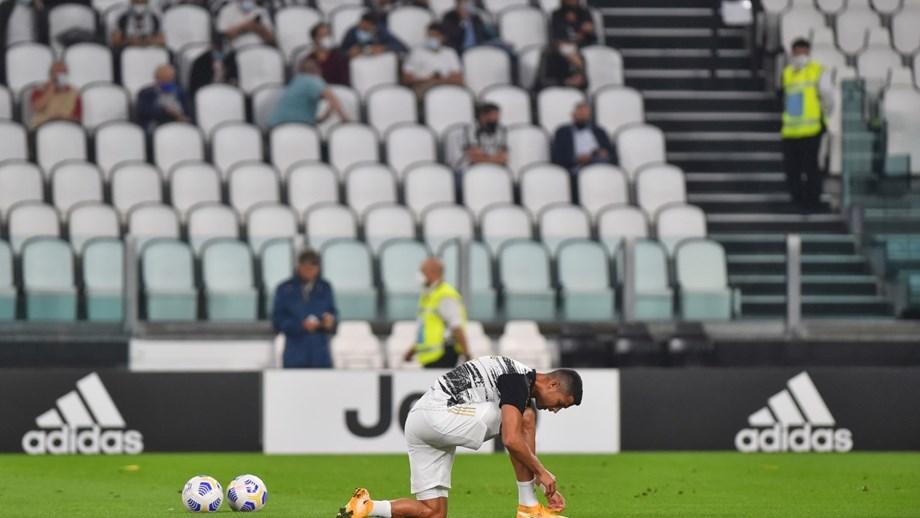 Governo italiano vai propor reabertura 'progressiva e segura' dos estádios