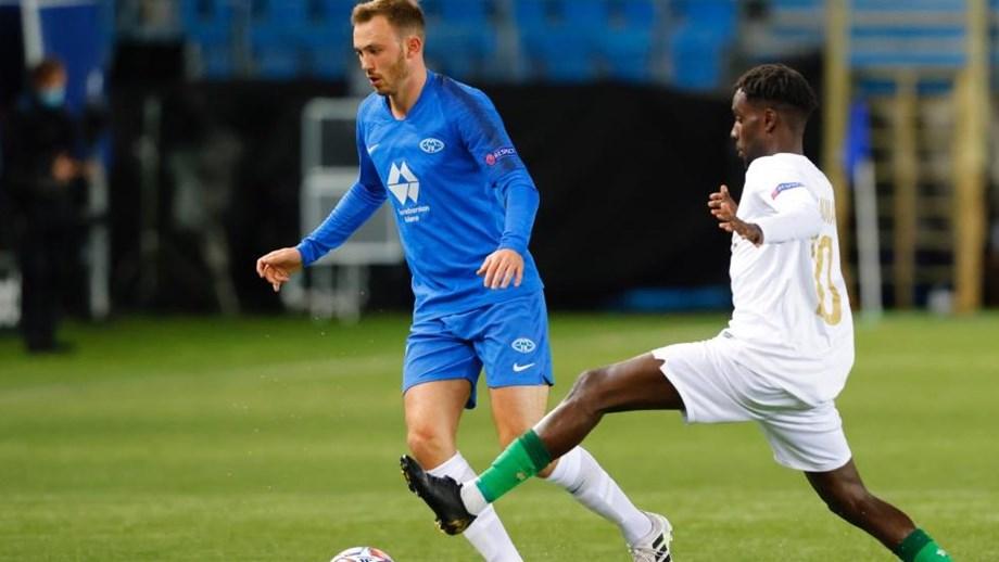 Molde e Ferencvaros empatam e vaga na fase de grupos da Champions continua em aberto