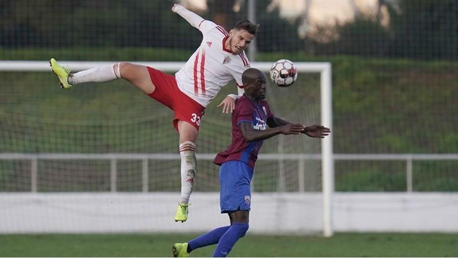 Penafiel-Vilafranquense, 1-2: Dois golos num minuto