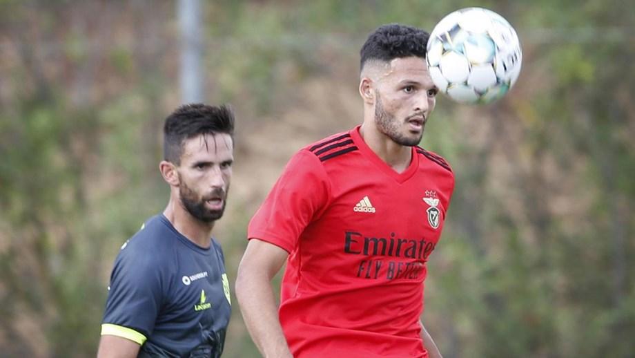 Sete golos em três jogos: Gonçalo Ramos vinca bom arranque