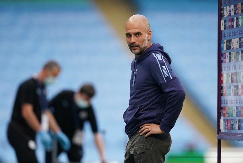 Pep Guardiola, o treinador do Manchester City foi treinado por Cruyff na década de 1990. É considerado o principal herdeiro do estilo de jogo do holandês.