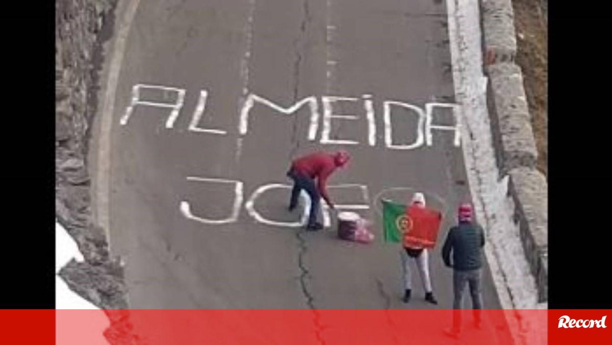 Photo of João Almeida com apoio extra e Guerreiro no grupo da frente: siga em direto a 18.ª etapa do Giro | Record