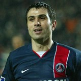 Pauleta no melhor onze de sempre do Paris Saint-Germain