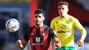 Coventry City-Bournemouth: visitantes ainda sem derrotas