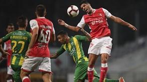 Tondela-Sp. Braga: em busca da primeira vitória
