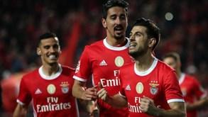 Benfica entre os mais valiosos da Liga Europa: saiba quem comanda esta lista de milhões
