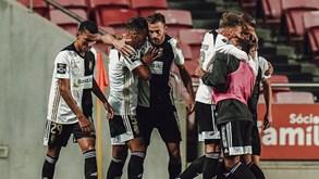 Jonathan Lucca: «Estamos orgulhosos da nossa equipa»