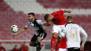 A crónica do Benfica-Farense, 3-2: um suíço enganador