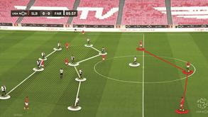 O Benfica-Farense visto à lupa: algarvios mereciam mais