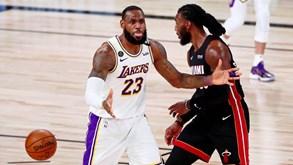 Miami Heat-LA Lakers: jogo 4 da final do playoff da NBA