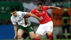 Suíça-Croácia: seleções com derrotas nos dois últimos jogos