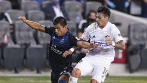 LA Galaxy-Portlland Timbers: equipas em momentos completamente diferentes
