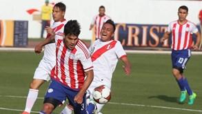 Paraguai-Peru: peruanos com vantagem clara no confronto direto recente