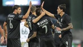 Benfica gastou mais do que PSG e Bayern: um olhar aos clubes mais 'esbanjadores' na Europa