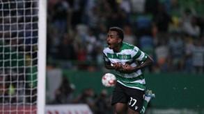 A voz embargada de Wendel na despedida do Sporting: «Vou sentir muitas saudades...»
