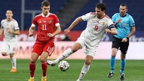 Hungria, possível adversário de Portugal no Europeu, empata sem golos na Rússia