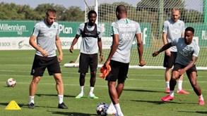 Ristovski e Camacho devem continuar no plantel do Sporting