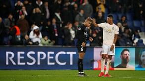 PSG-Man. United: noite de jogo grande