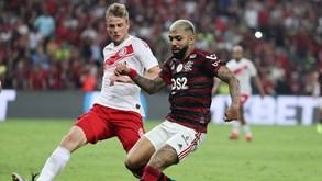 Internacional-Flamengo: duelo de topo no Brasileirão