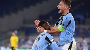 Club Brugge-Lazio: vencer para ganhar vantagem