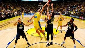 Maccabi Tel-Aviv-Fenerbahçe: duelo da Euroliga