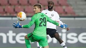 Lille-Celtic Glasgow: armada portuguesa ainda sem derrotas